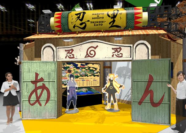 アニメジャパン2019ニジゲンノモリブース